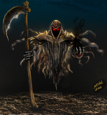 Les Grimreapers sont des créatures redoutables